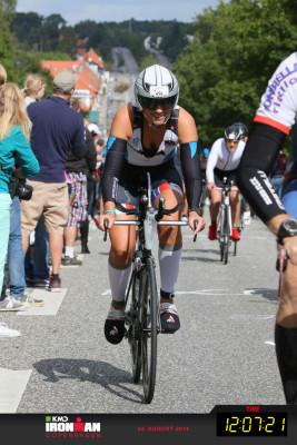 Nina sykkel