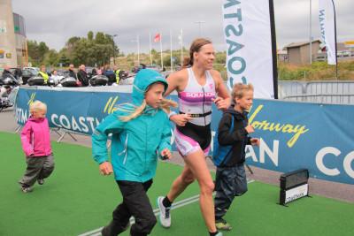 Coastman winner half women